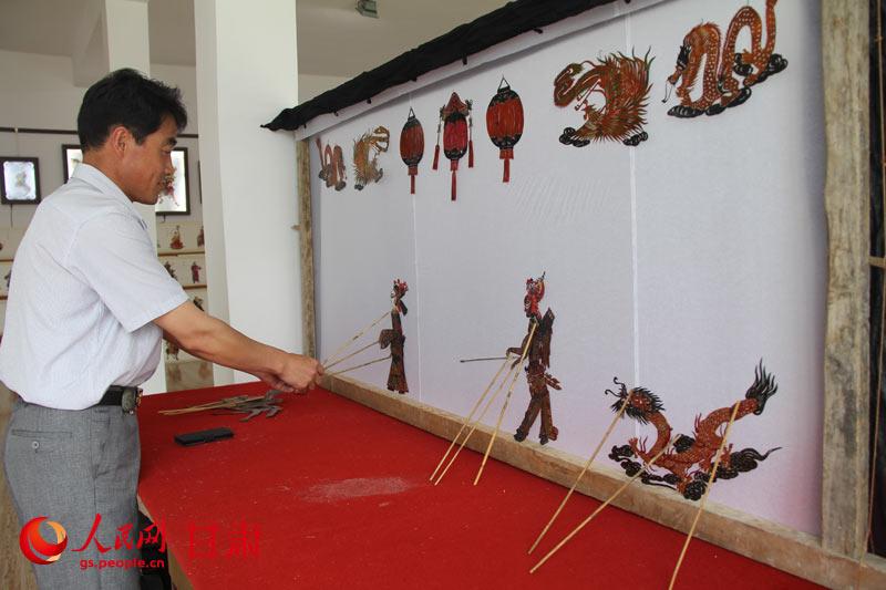 甘肃定西举办丰富活动迎接第九个文化遗产日