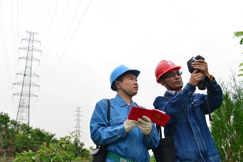 供电安全的塔吊施工,建筑开挖等下发危及线路通知书