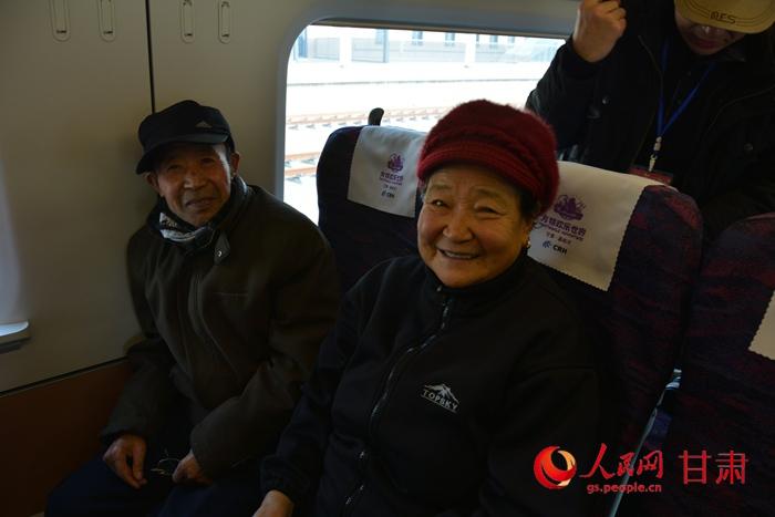 着落乘兰新高铁去v着落,车轮载起朴素中国梦农民攻略极限图片