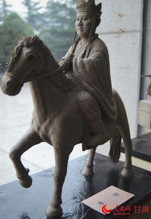 李国柱泥塑作品欣赏