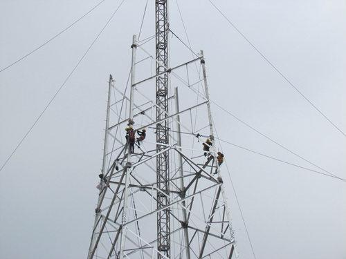 灵州-绍兴±800千伏特高压直流输电线路工程