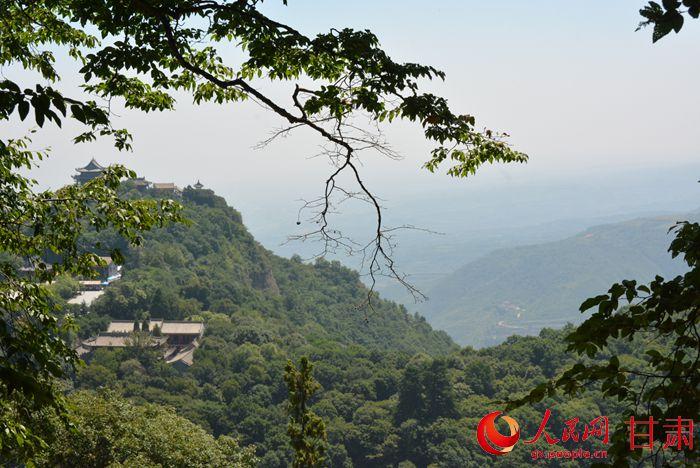 平凉市努力打造崆峒山文化旅游圣地