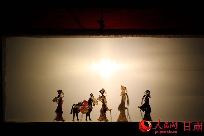 甘肃通渭原创皮影戏《视频孙思邈》赴京v视频门冬针药王图片