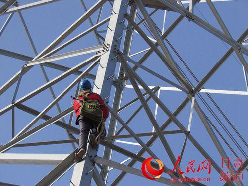 直流输电线路工程陕5标段完成运行交接验收复检工作