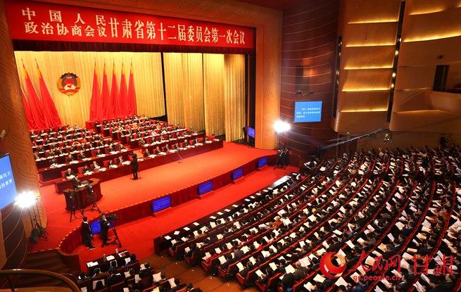 2018甘肃省两会--甘肃频道--人民网_网上的人民日报