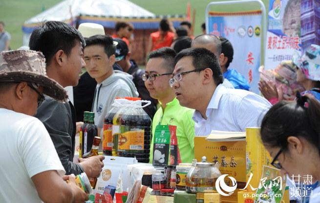 甘肃:六位县(区)长亲自上阵为特色农产品代言