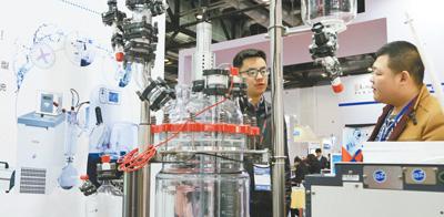 高端科研仪器国产化值得期待        当前我国高端科研仪器自主研发的现状如何?今后的路子该怎么走?