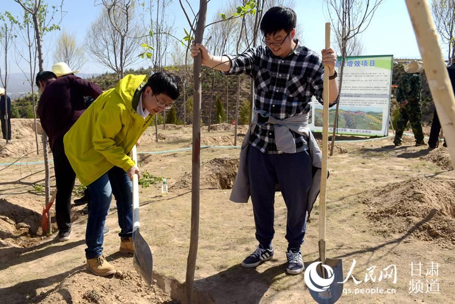 榆中:生态先行 打造甘肃中部生态屏障