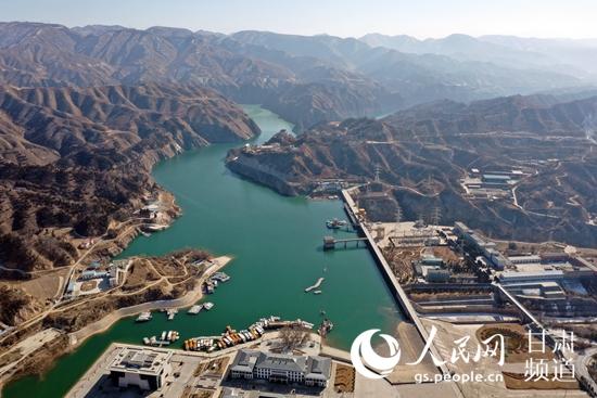 莫高窟 刘家峡水库严控出库流量保黄河开河期防凌和平