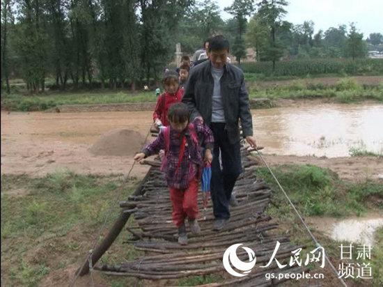 甘肃灵台:一个贫困县的教育嬗变