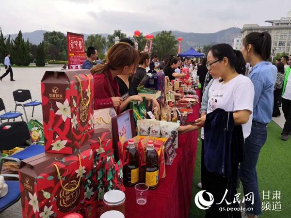 甘肃甘谷:辣椒映红产业致富路