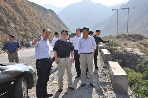 建设徐古高速公路与永窑公路连接线