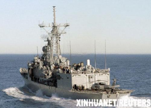 美国海军舰艇