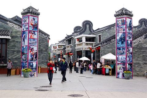 五一小长假:广州v长假周边景点完全攻略倩女幽魂手游游戏紫装攻略图片